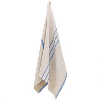 Lapuan USVA törölköző 95×180 cm (kék csíkkal) c3c444e1c0