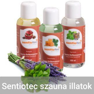 Sentiotec szauna illatok