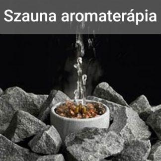 Szauna aromaterápia