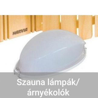 Szauna lámpák/árnyékolók