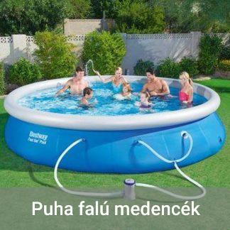 Puha falú medencék