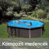 Kompozit medencék