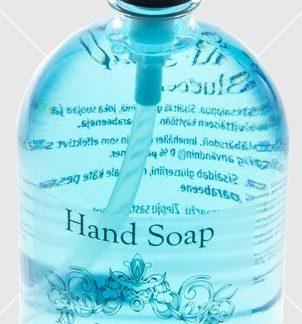 Folyékony szappan 1000ml kékáfonya