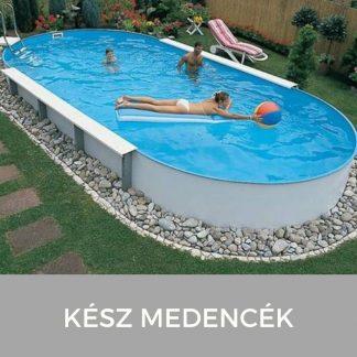 Kész medencék