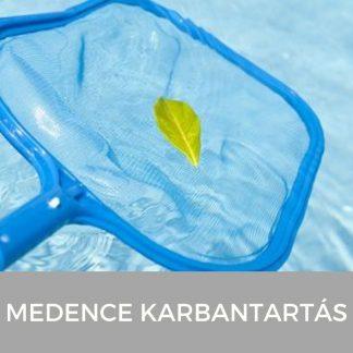 Medence karbantartó eszközök, - tisztítás