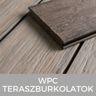 WPC TERASZBURKOLATOK